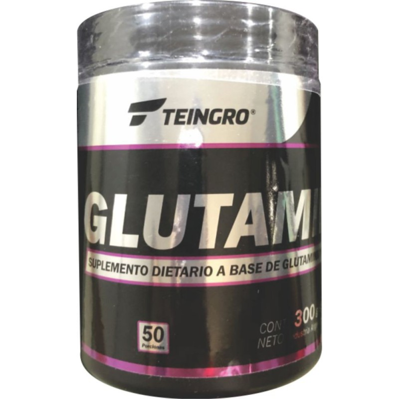 Glutamina (polvo) x 300 gr