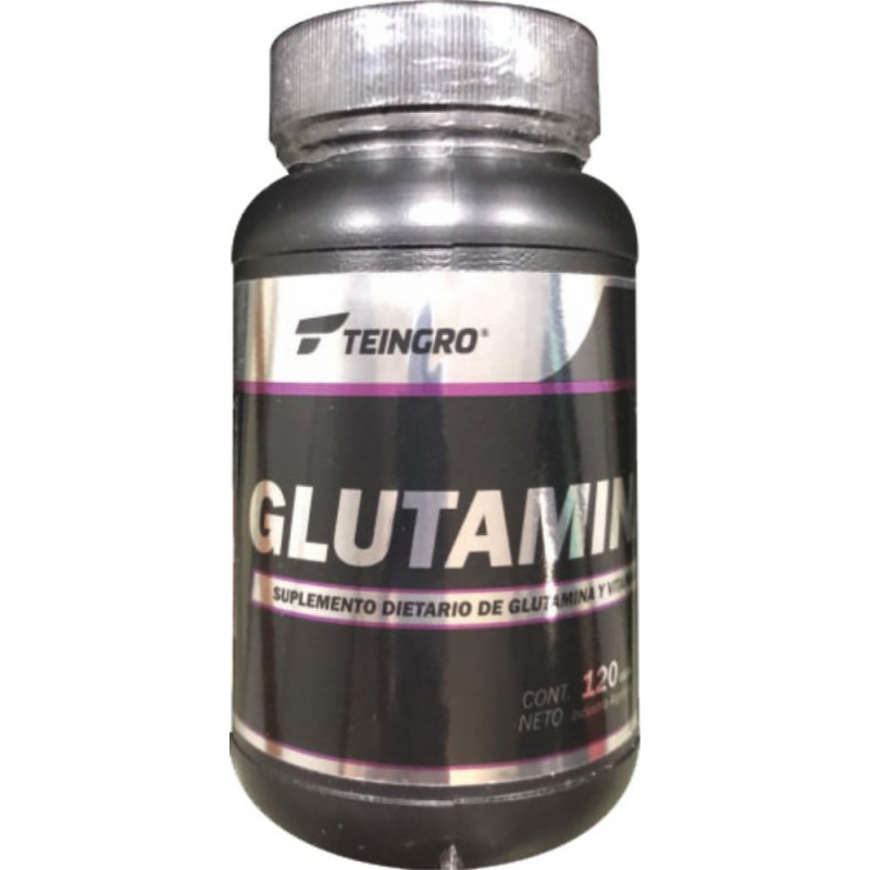 Glutamina x 120 cap